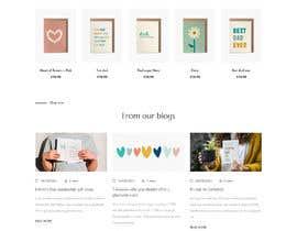 #15 untuk Web design for the startpage at fasticon.se oleh yasirmehmood490