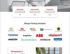 #45 untuk Web design for the startpage at fasticon.se oleh gustina200