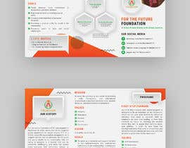 Nro 20 kilpailuun design a tri-fold brochure, a 1 visual, pager, a weekly newsletter käyttäjältä ranggaazputera
