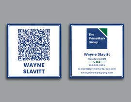 #125 for Improve the look of my business card by rockonmamun