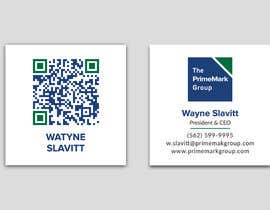 #153 for Improve the look of my business card by roysoykot