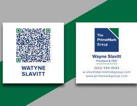 #161 for Improve the look of my business card by roysoykot