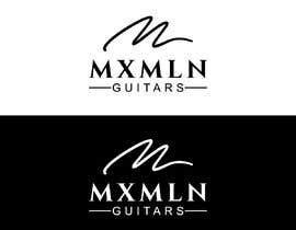 #351 para Logo for Custom Guitar Builder por KohinurBegum380