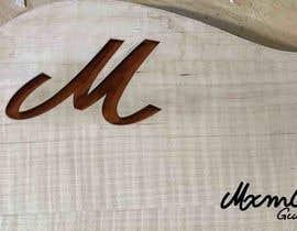 #499 para Logo for Custom Guitar Builder por elipanefernando