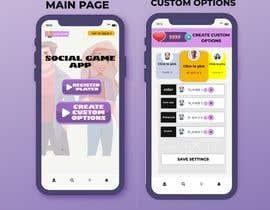 #6 untuk App design for a social game oleh legalpalava