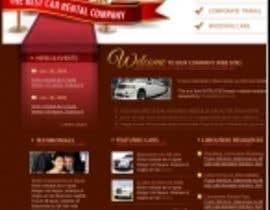 Nro 31 kilpailuun Redesign website html css mysql käyttäjältä globalwebindia