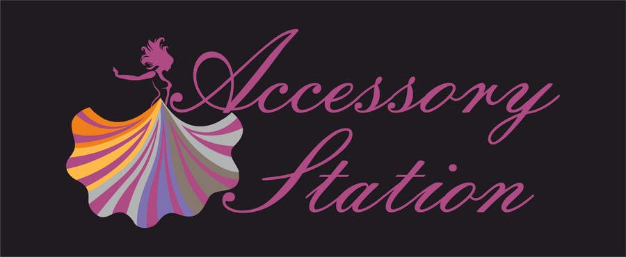 Contest Entry #                                        14                                      for                                         Design a Logo for ACCESSORYSTATION