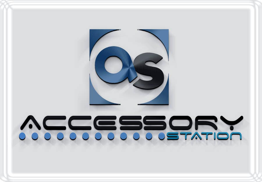 Contest Entry #                                        12                                      for                                         Design a Logo for ACCESSORYSTATION