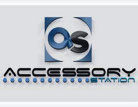 #12 para Design a Logo for ACCESSORYSTATION por IAN255