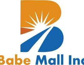 #2 para Design a Logo for Babe Mall Inc por kolsir