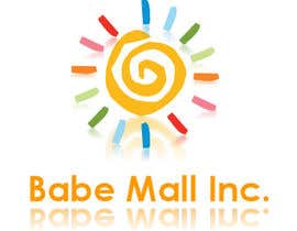 #1 para Design a Logo for Babe Mall Inc por mariaanastasiou