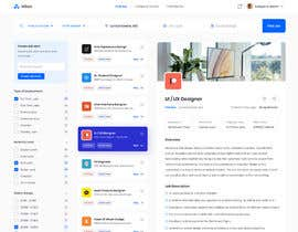 #35 untuk Redesign our project listing pages oleh GRJcreative