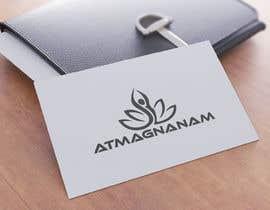 """#94 untuk """"Atmagnanam""""  - logo design contest oleh sreemongol270"""