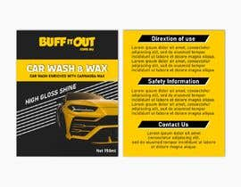 #19 cho Buff It Out Label Design bởi sekojogja