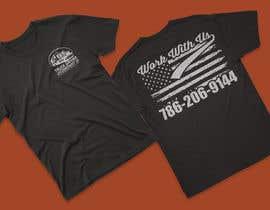 #190 para Custom T-shirt for company truck drivers por aminur16222
