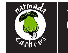 #63 for Design a Logo for Narmada Cashews by cholecutler