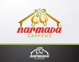 #29 for Design a Logo for Narmada Cashews af lokmenshi