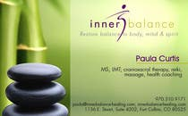 Graphic Design Contest Entry #5 for Design Some Business Cards for Therapeutic Massage Practice