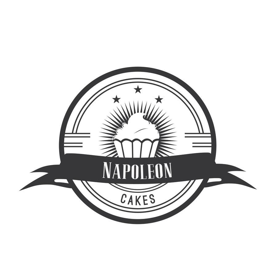 Bài tham dự cuộc thi #29 cho Design a Logo for 'Napoleon Cakes'