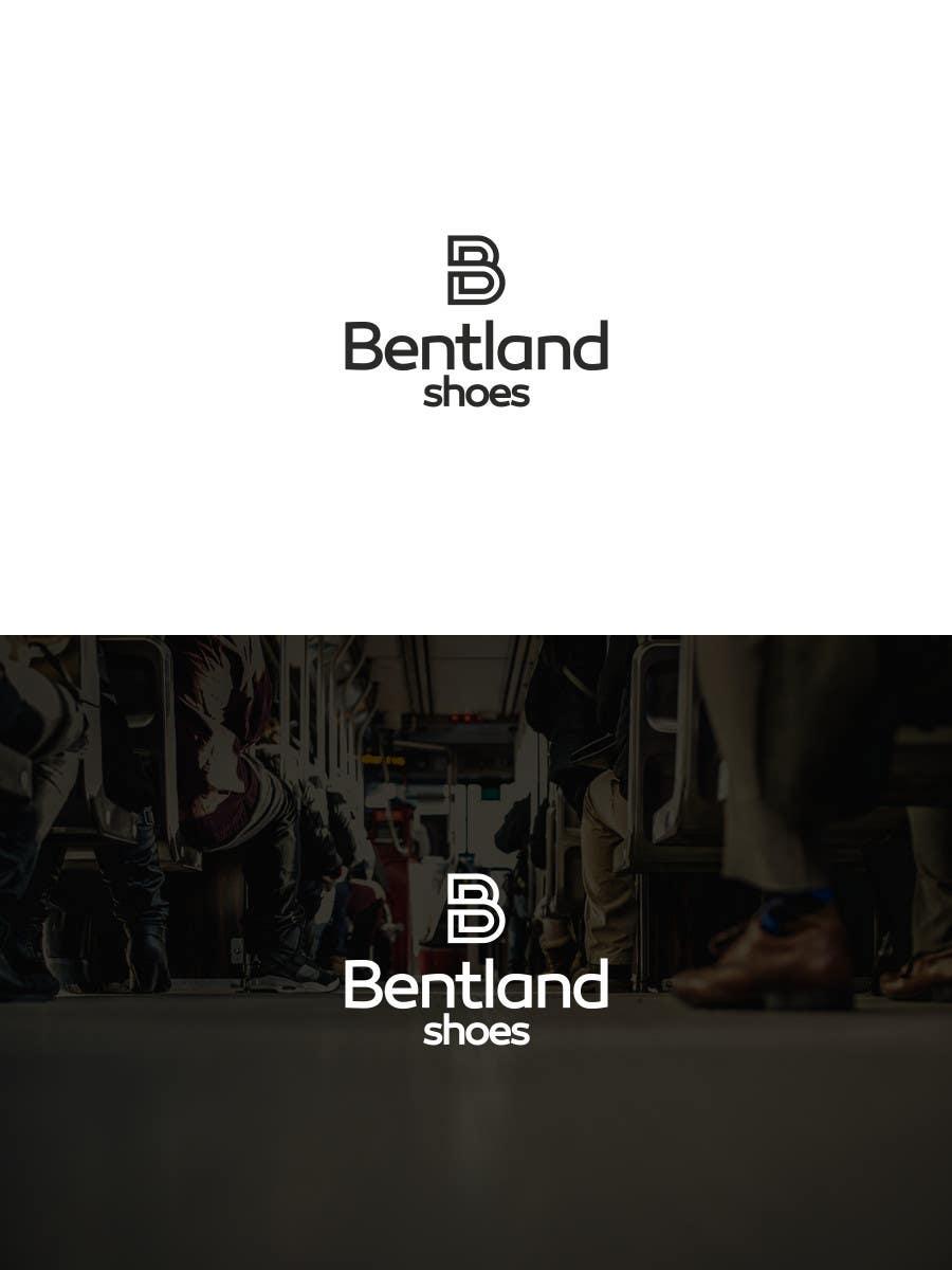 Konkurrenceindlæg #43 for Design a Logo for Bentland Shoes