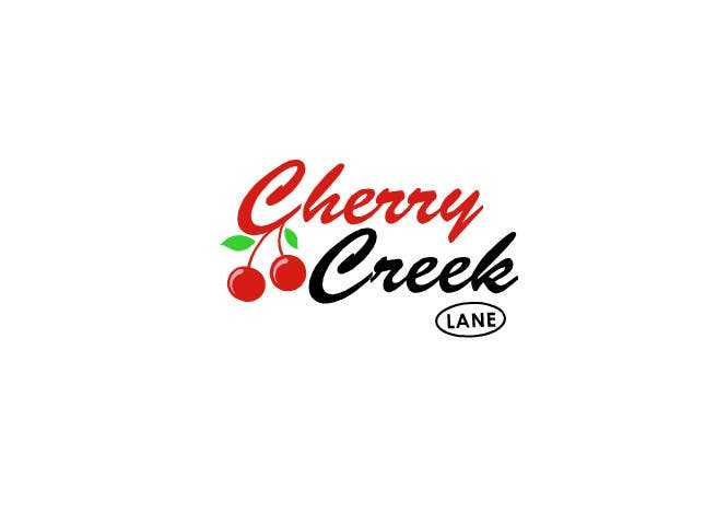 Kilpailutyö #34 kilpailussa Design a Logo for an online retail shop called Cherry Creek Lane
