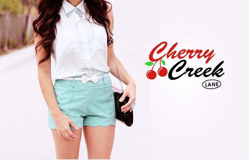 Inscrição nº 35 do Concurso para Design a Logo for an online retail shop called Cherry Creek Lane