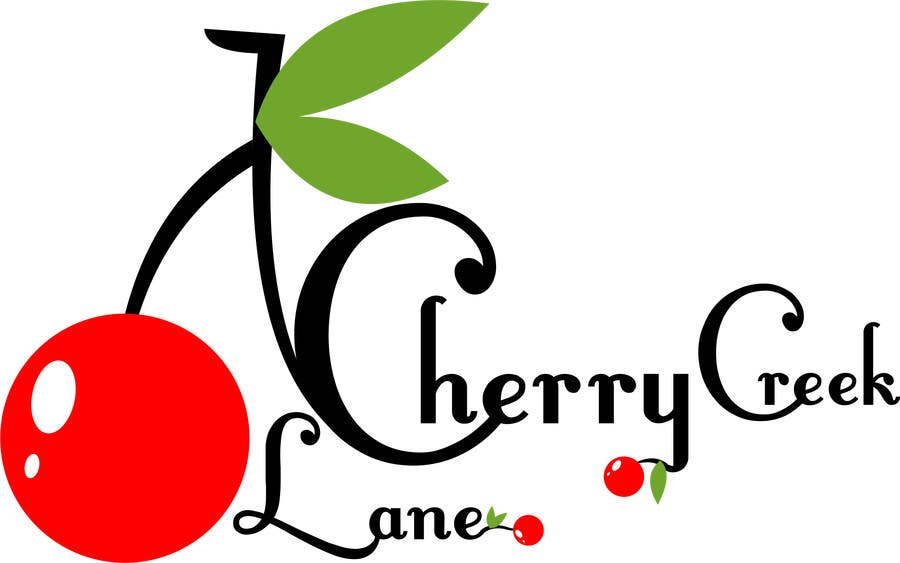 Kilpailutyö #29 kilpailussa Design a Logo for an online retail shop called Cherry Creek Lane