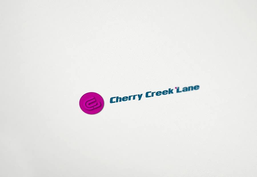 Kilpailutyö #39 kilpailussa Design a Logo for an online retail shop called Cherry Creek Lane
