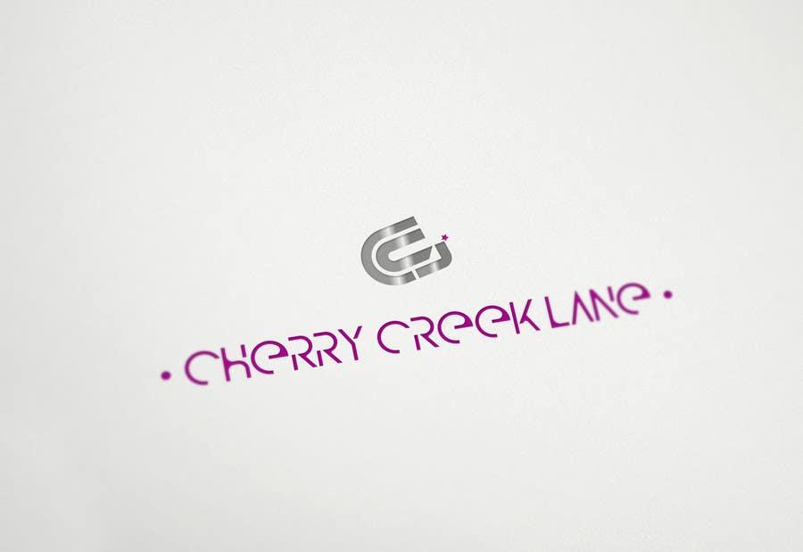 Kilpailutyö #41 kilpailussa Design a Logo for an online retail shop called Cherry Creek Lane
