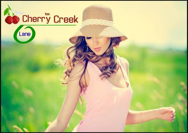 Inscrição nº 22 do Concurso para Design a Logo for an online retail shop called Cherry Creek Lane