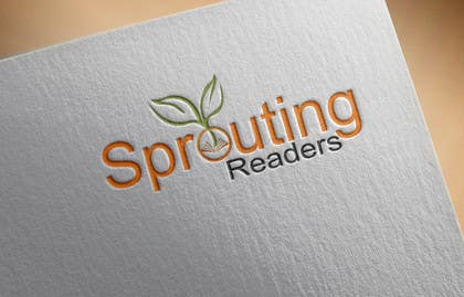 #11 untuk Design a Logo for Sprouting Readers oleh meshkatcse