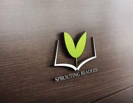 #14 para Design a Logo for Sprouting Readers por AleksysLab