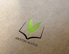 #15 para Design a Logo for Sprouting Readers por AleksysLab