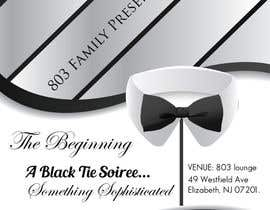 #39 cho Design a Flyer for 803 family Soiree bởi mwasellie
