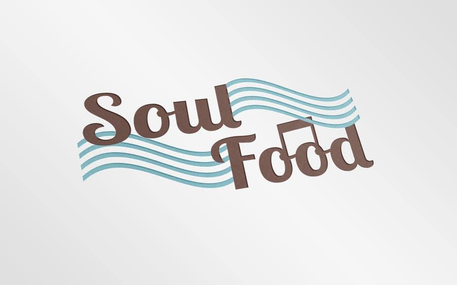 Inscrição nº 52 do Concurso para Design en logo for SoulFood