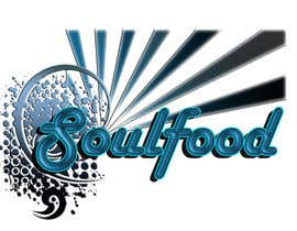 #24 for Design en logo for SoulFood by SamIAmCX