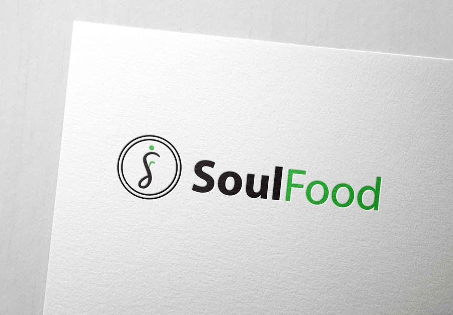 Inscrição nº 9 do Concurso para Design en logo for SoulFood
