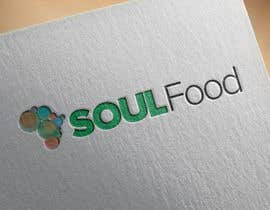 #5 for Design en logo for SoulFood by screenprintart