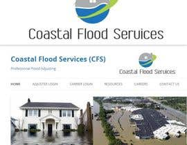#60 untuk Design a Logo for Coastal Flood Services LLC oleh kasif20