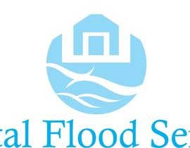 #63 untuk Design a Logo for Coastal Flood Services LLC oleh kasif20