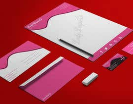 nnahar0709 tarafından Design a branding stationery for my boutique için no 10