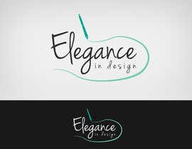 #31 para Design a Logo for Elegance in Design, LLC por Lozenger