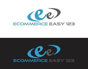 Nro 87 kilpailuun Design a Logo for Ecommerce Easy 123 käyttäjältä shitazumi