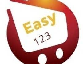 nº 75 pour Design a Logo for Ecommerce Easy 123 par fb552986f8a8888