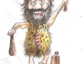 sotto1966 tarafından Draw a Caveman (who is a businessman) için no 8