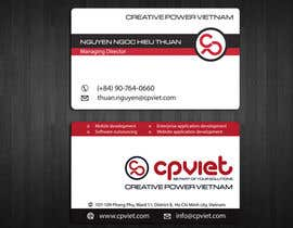 #184 para Design some Business Cards for CPVIET por ivegotlost