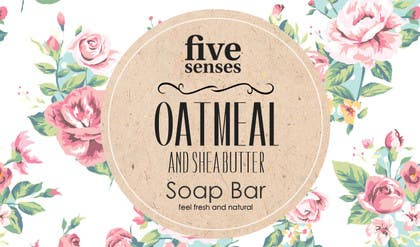 #17 cho Create Print and Packaging Designs for Soap Bars bởi RainMQ