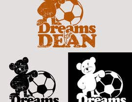 #16 para Design a Logo for DREAM FOR DEAN charity project - Need ASAP! por ralfgwapo