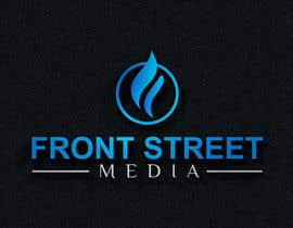 "#30 cho Design a Logo for ""Front Street Media"" bởi BlackWhite13"
