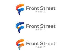"#120 cho Design a Logo for ""Front Street Media"" bởi ChoDa93"